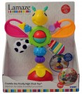 LAMAZE FREDDIE THE FIREFLY HIGHCHAIR TOY L27243