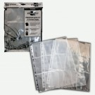 Blackfire 9-Pocket Pages - Clear - Top Loading (50 pcs) BF07998