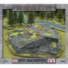 Battlefield in a Box Terrain - Extra Large Rocky Hill BB533