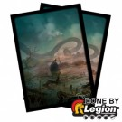 Blackfire Sleeves - Standard Double-Matte - Svetlin Velinov - Swamp (50 Sleeves) by LEGION BF02399