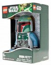 Lego Mini Fig Clock Boba Fett