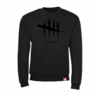 "Dead by Daylight Sweater Black on Black"" - Size M"" GE6165m"