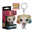 Funko Pocket POP! Keychain Suicide Squad The Movie - Harley Quinn Vinyl Figure 4cm FK9357