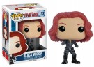 CA:CIVIL WAR - Black Widow Pop! Vinyl Figure