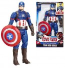 AVN Cap America Electronic Fig 2017 12inch figure