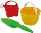 Adriatic (ADRLO) 858 Adriatic Garden Bucket Set, Multi-Colour /Toys