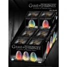 4D Cityscape - Game of Thrones Dragon Eggs Singles 30006