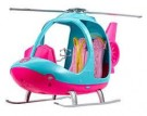 Barbie - Travel Helicopter /Toys