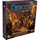 Galda spēle Descent 2nd Ed: The Chains That Rust Expansion DJ44