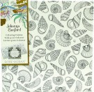 Johanna Basford - Coloring Canvas - Seashells