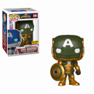 Funko POP! Marvel Contest of Champions: Civil Warrior Green Vinyl Figure 10cm Limited FK26844