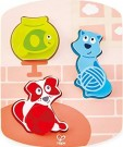 Hape - Dynamic Pet Puzzle (7 Pcs) /Toys