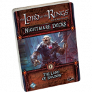 Galda spēle FFG - Lord of the Rings LCG: The Land of Shadow Nightmare Deck - EN FFGuMEN43