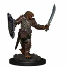 D&D Icons of the Realms Premium Figures: Dragonborn Female Paladin (6 Units) WZK93006