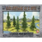 Battlefield in a Box Terrain - Large Pine Wood BB511