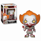 Funko POP! It 2017: Pennywise w/ Severed Arm Vinyl Figure 10cm Limited FK29527