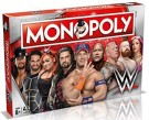 Monopoly -WWE (refresh) - Board Game /Toys