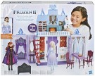 (D) Frozen 2 - Folding Feature Castle Ship (Damage Packaging) /Toys
