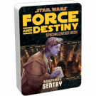 FFG - Star Wars RPG: Force and Destiny - Sentry Specialization Deck - EN FFGuSWF33