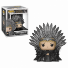 Funko POP! Deluxe GOT S10 - Cersei Lannister Sitting on Iron Throne Vinyl Figure 10cm FK37796