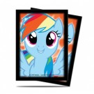 UP - Standard Sleeves - My Little Pony - Rainbow Dash (65 Sleeves) 84317