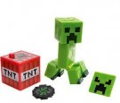 "Minecraft - 3.25"" Comic Figure Creeper /Toys"