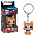 Funko POP! Keychains Captain Marvel - Goose the Cat Vinyl Figure 4cm FK36440