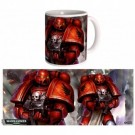 Blood Angels Space Marines Mug - Warhammer 40K WHK-M002