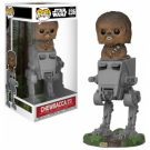Funko POP! Deluxe: Star Wars - Chewbacca in AT-ST Vinyl Figure FK27023