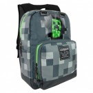 "17 Creepy Creeper Backpack - Dark Grey"" 7652"