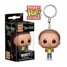 Funko Pocket POP! Keychain Rick and Morty - Morty Action Figure 4cm FK12919