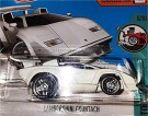 Hot Wheels Car - Lamborghini Countach