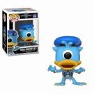 Funko POP! Kingdom Hearts 3: Donald (Monsters Inc.) Vinyl Figure 10cm FK34059