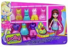 (U) MATTEL POLLY POCKET - ICE CREAM PARTY (DWD01) by Phonograph (Used/Damaged Packaging) /Toys