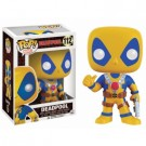 Funko POP! Marvel - Deadpool Yellow Costume - Vinyl Figure 10cm FK7930
