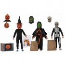 Halloween 3 - Season of the Witch 3 Pack Clothed Figures 20cm NECA60699