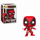 Funko POP! Holiday - Deadpool w/ Candy Canes Vinyl Figure 10cm FK33985