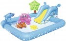 FANTASTIC AQUARIUM PLAY POOL 2.39m x 2.06m x 86cm 53052