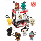 Funko POP! Mystery Minis Keychains - Star Wars Classic Plush Figures Display Box (18 random package) FK26731