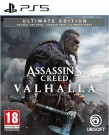 Assassin's Creed Valhalla Ultimate Edition Playstation 5 (PS5) video game