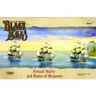 Black Seas: French Navy 3rd Rates of Renown - EN 792012002