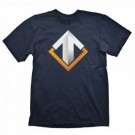 E-sports Special - Escape Gaming T-Shirt Logo Navy - Size S GE6107S