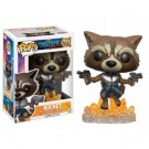 Funko POP! Marvel - Guardians of the Galaxy vol. 2 ROCKET BLASTING Vinyl Figure 10cm FK13270