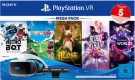 Sony Playstation 4 (PS4) VR Mega Pack 3 + Camera + 5 games CUH-ZVR2