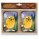 Adventure Time Card Wars - Sleeves - Jake (80 Sleeves) CZE01803