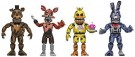 Five Nights at Freddys 2 FNAF Figure (4pk Box) Standard /Toys