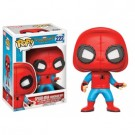Funko POP! Movies Spider-Man Homecoming - Spider-Man (Homemade Suit) Vinyl Figure 10cm FK13315