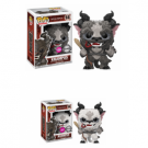 Funko POP! Krampus - Krampus Flocked Vinyl Figure 10cm Limited Assortment (5+1 chase figure) FK21858case