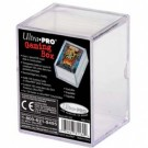 UP - Sliding Storage Box - 100 Cards - Clear 81162