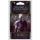 Galda spēle FFG - A Game of Thrones LCG 2nd Edition: The Faith Militant - EN FFGGT27